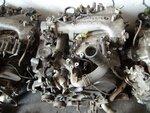 Купить контрактный двигатель б/у к автомобилю Mitsubishi двигатель 3.0 V6 2002 год 6g72 гарантия и документы в России из Европы.