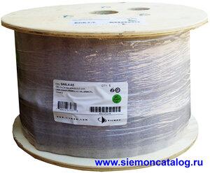Медный кабель  9A6L4-A5 Siemon 4 пары категории 6A F/UTP