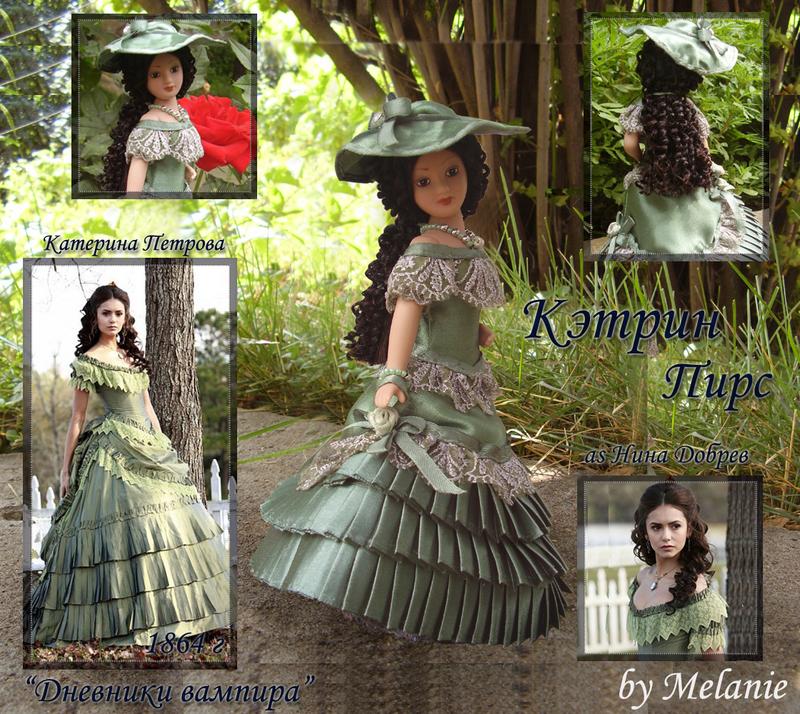 Дневники вампира платья кэтрин