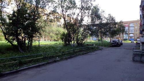 Фото города Инта №4962  Мира 21, Горького 8а и Мира 23 05.07.2013_15:34