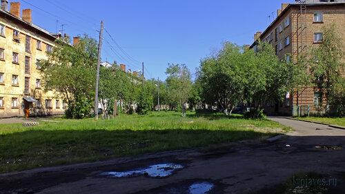 Фотография Инты №5167  Гагарина 5, 3 и 13 16.07.2013_12:29