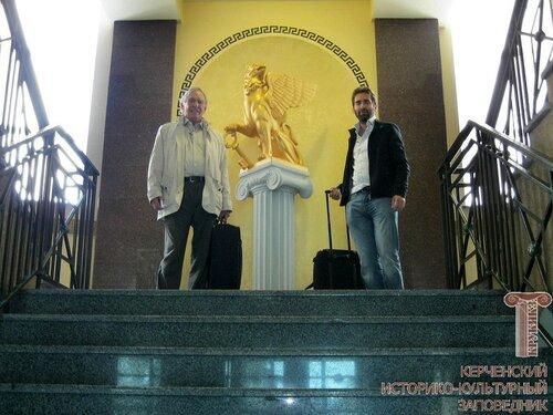 http://www.kerch-museum.com/ru/index.html