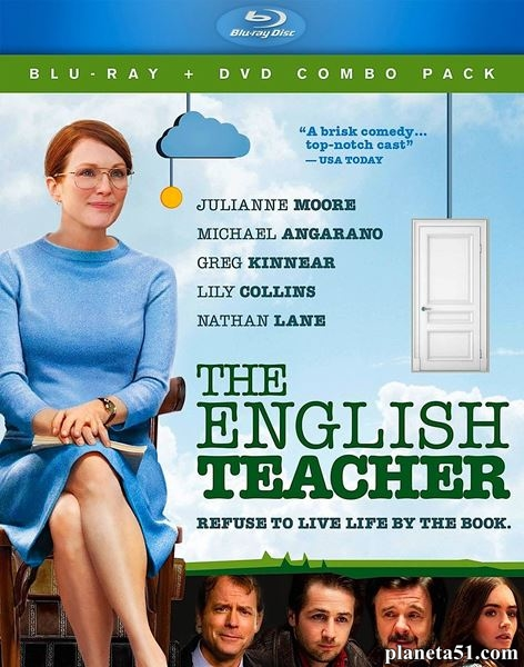 Учитель английского / The English Teacher (2012/BDRip/HDRip)