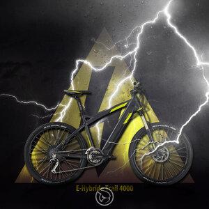 купить велосипед, электровелосипед, магазин велотоваров, интернет магазин, E-Hybride