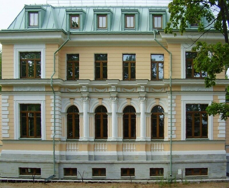 Дача Ульяновых