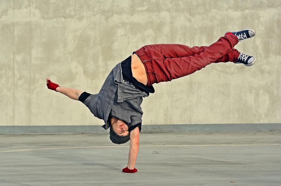 Танцор. Автор фото: Дэвид Чаруз
