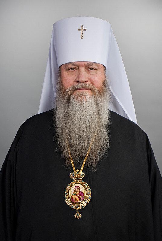 Митрополит Тихон Новосибирский и Бердский