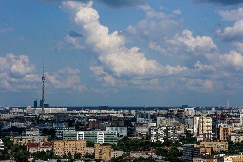 0 87118 5985f67d XL Москва с высоты птичьего полета...