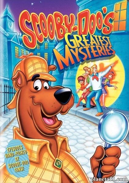 Скуби Ду: Самые страшные тайны / Scooby-Doo's Greatest Mysteries (1969-1972/DVDRip)
