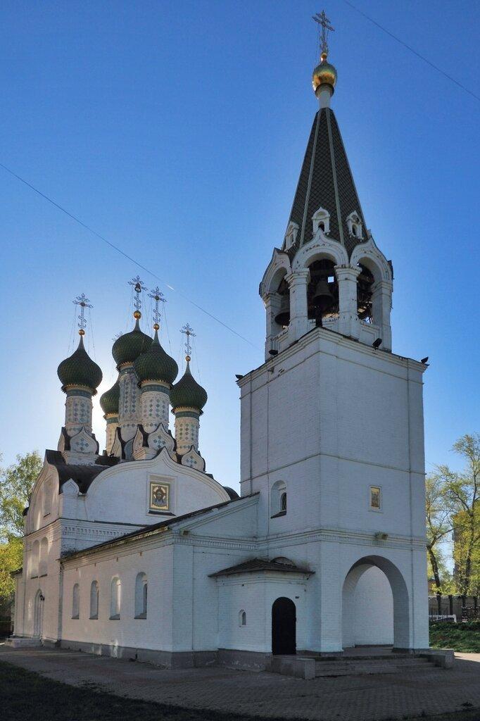 Успенская церковь, Нижний Новгород