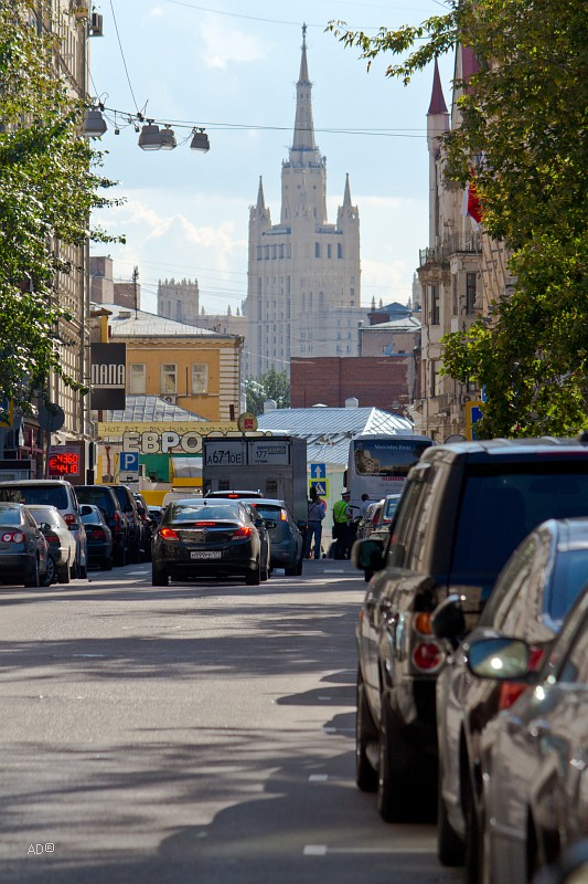 Москва 2013-08-17