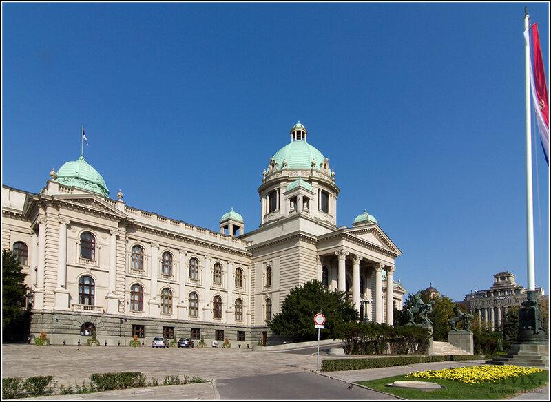 Белград, часть 1. Прогулка по основным ...: http://ervix.livejournal.com/564622.html