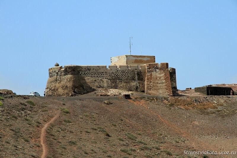 Лансароте, Крепость Санта Барбара