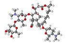 Leucomycin, ST075006, Formacidine, Spiramycin from Streptomyces sp., Espiramicin, Provamycin, Rovamycine, Sequamycin, Spiramycine-CID_6419898.png