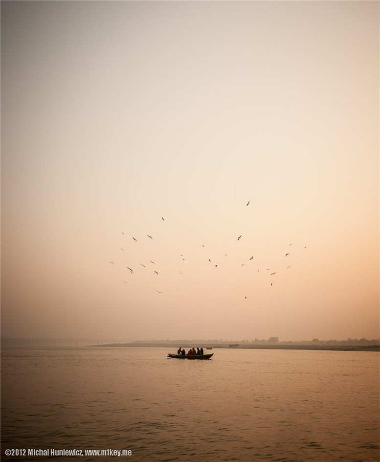 Варанаси - путешествие по Индии / India by Michal Huniewicz