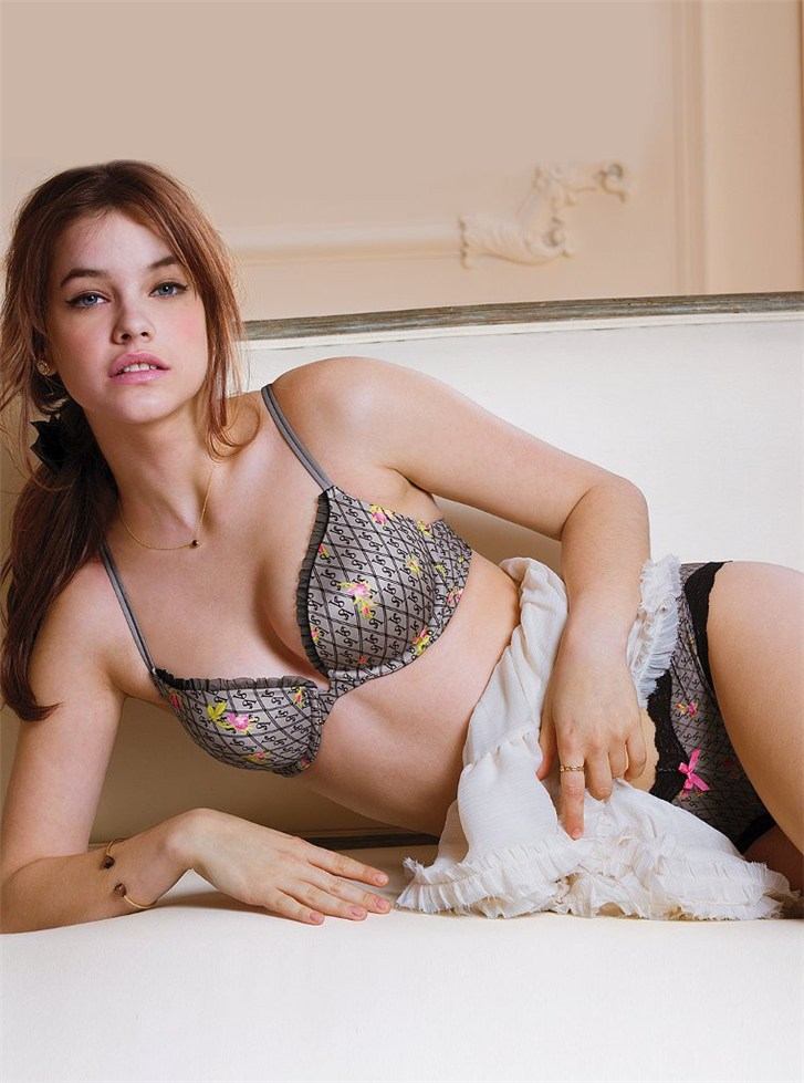 Victoria's Secret lingerie july 2013 - Barbara Palvin / Барбара Палвин