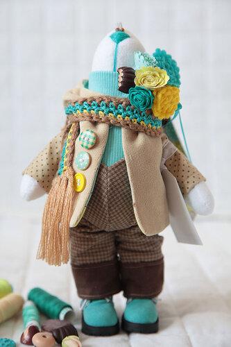 Авторские игрушки ручной работы Костиковой Натальи
