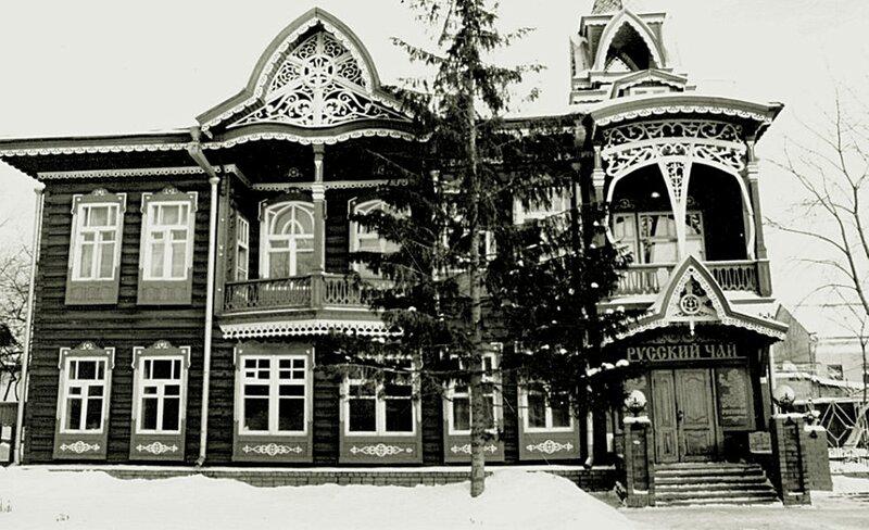 А в ресторане, а в ресторане... Ресторан, Русский, открыт, Барнауле, Открыт, бывшем, купца, Шадрина