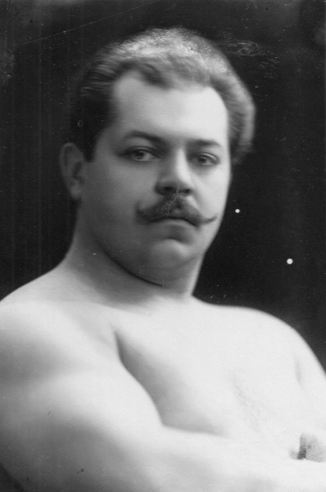 Портрет участника чемпионата И.В.Лебедева (дяди Вани)
