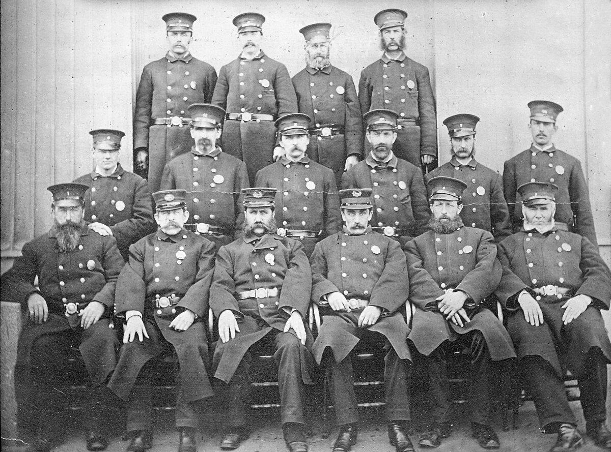 1878. Полиция