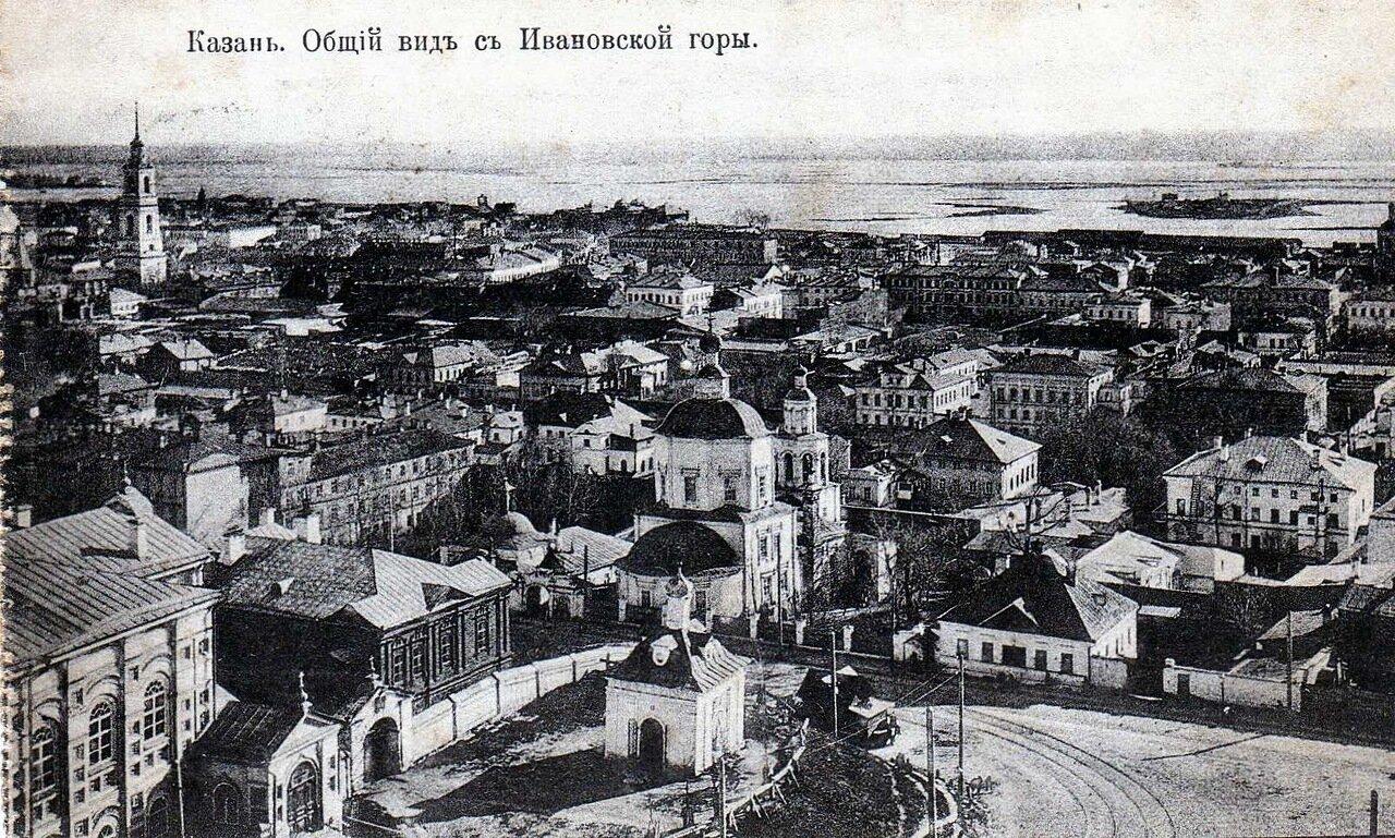 Общий вид с Ивановской горы