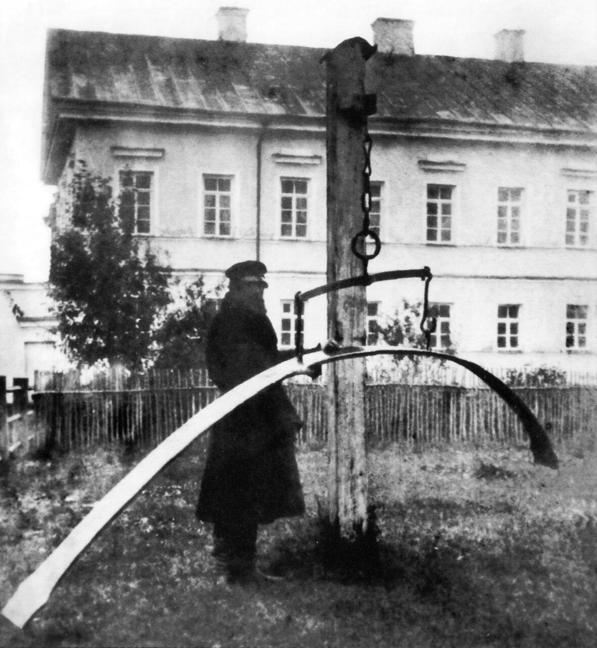 Церковное било. Псков. 1880-е