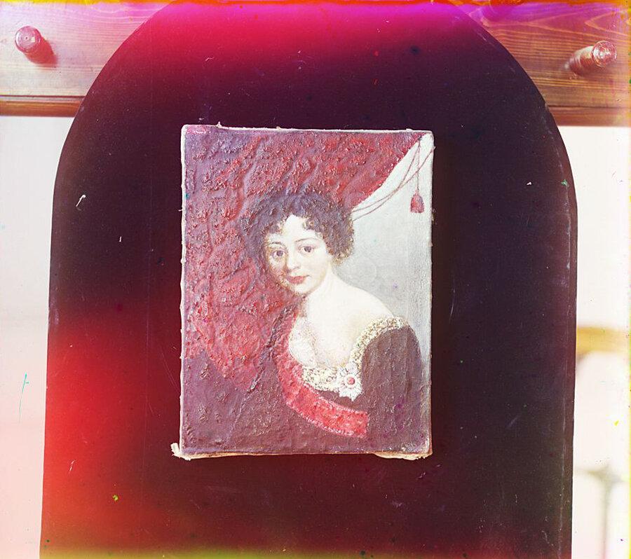 Портрет Великой Княгини Екатерины Павловны в Тверском музее