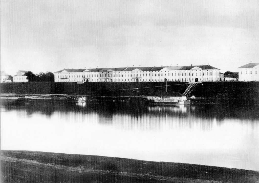 Набережная. 1900.