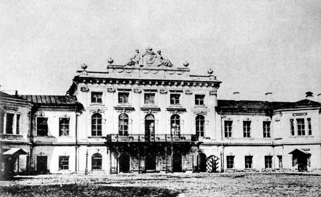 ������� ������. 1900