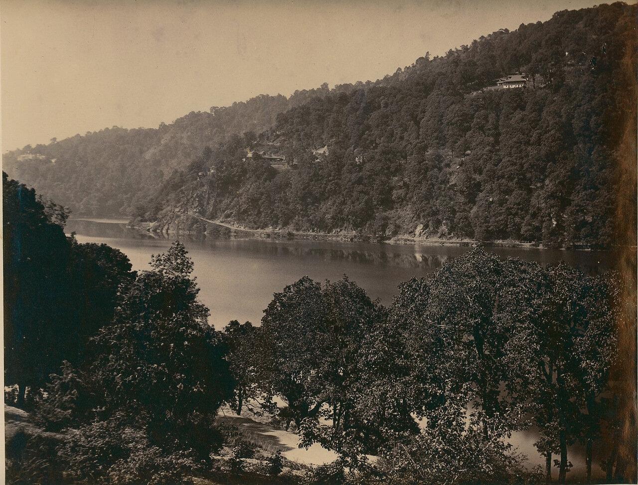 Индия, Гималаи,  1869 году.
