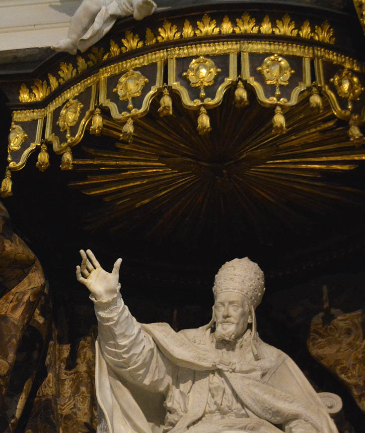 Церковь Святого Игнатия, Рим