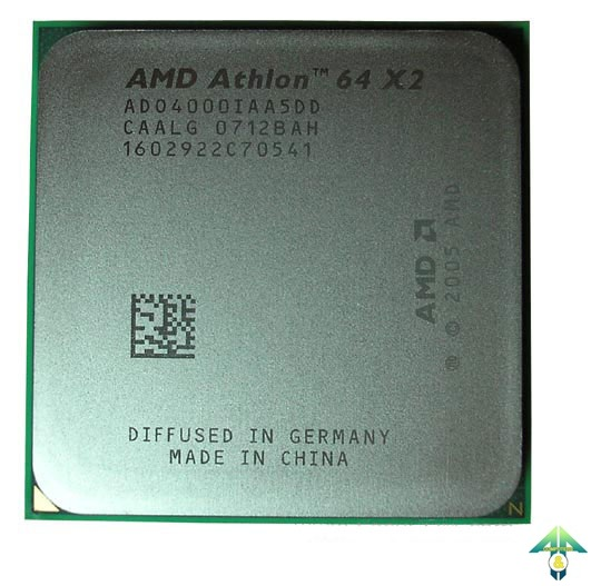 S-aM2 Athlon 64 X2 4000+