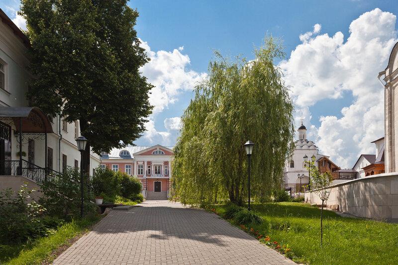 Введенский женский монастырь - Серпухов