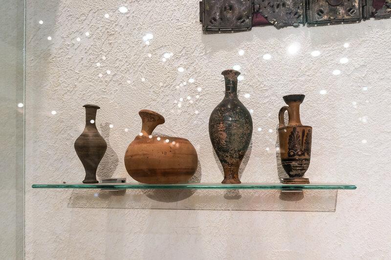 Гончарные изделия из Горгиппии