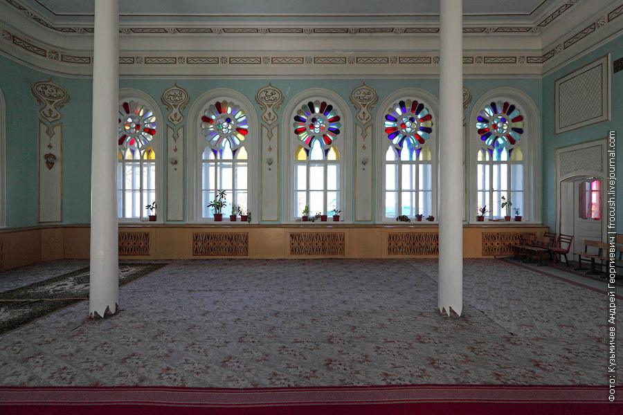 фотография Азимовская мечеть