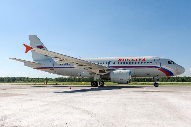 Airbus A319-114 (VP-BIU) Россия D706610