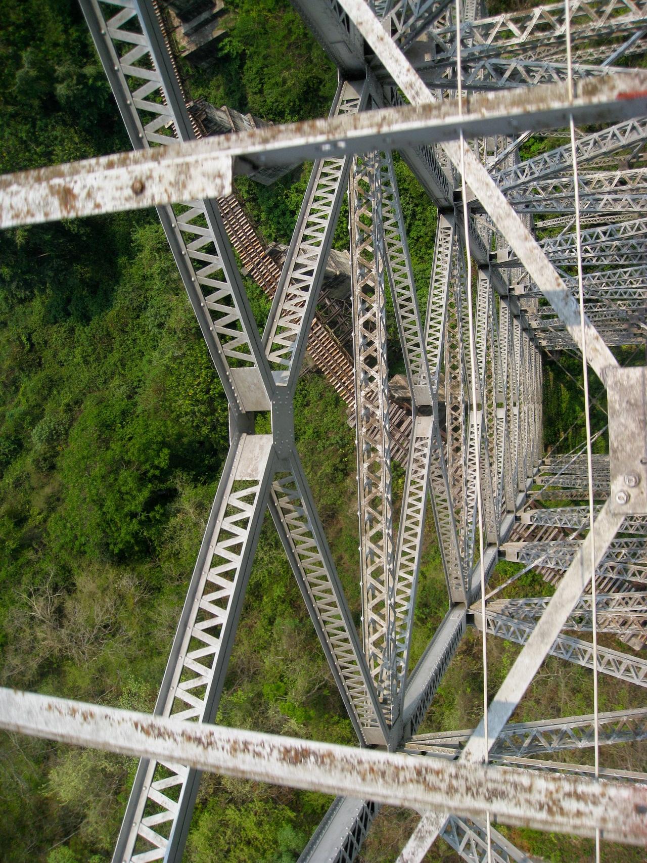 Goteik Viaduct, Shan State, Myanmar