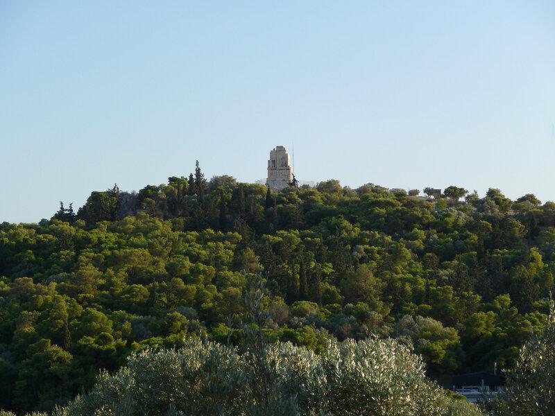 Холм Филопапос
