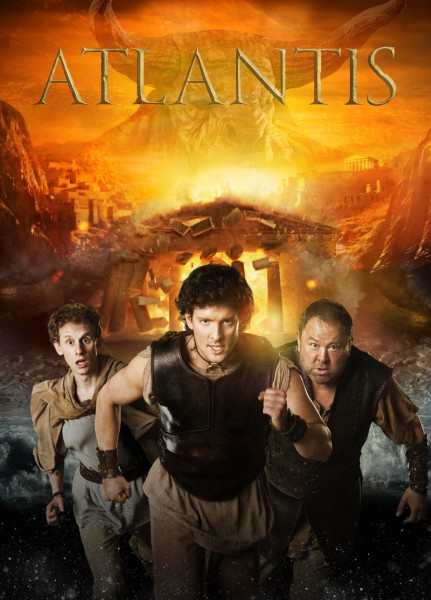 ��������� / Atlantis (2 �����/2014/WEB-DLRip / WEBDL 720p)