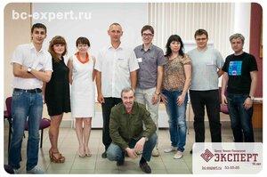 2013-05-22-25 Алесандр Деревицкий тренинги в Саратове и Пензе