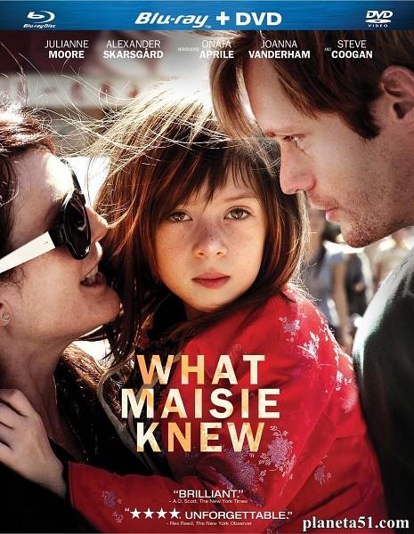 Развод в большом городе / Что знает Мейзи / What Maisie Knew (2012/BDRip/HDRip)