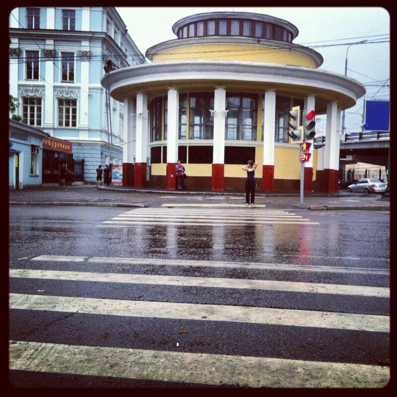 Прогулки по центру Москвы