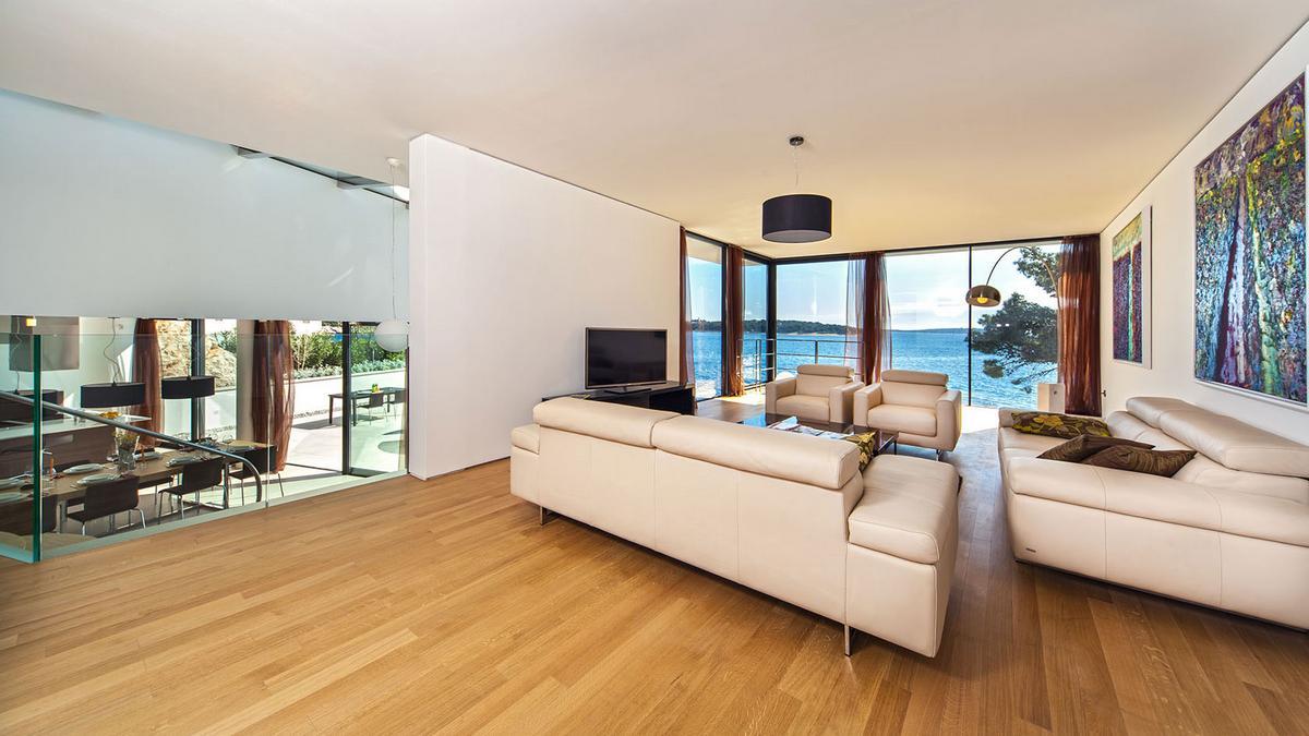 Golden Rays Villa 3, Примоштен, Хорватия, вилла в аренду, аренда дома в Хорватии, элитная недвижимость в Хорватии, дом на берегу Средиземного моря