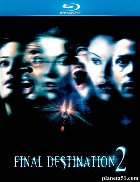 Пункт назначения2 / Final Destination2 (2002/HDRip)