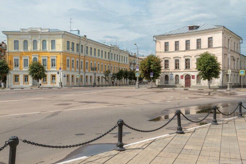 Советская площадь, Тверь