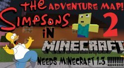 �������� ��������� ������� (Simpsons Minecraft)