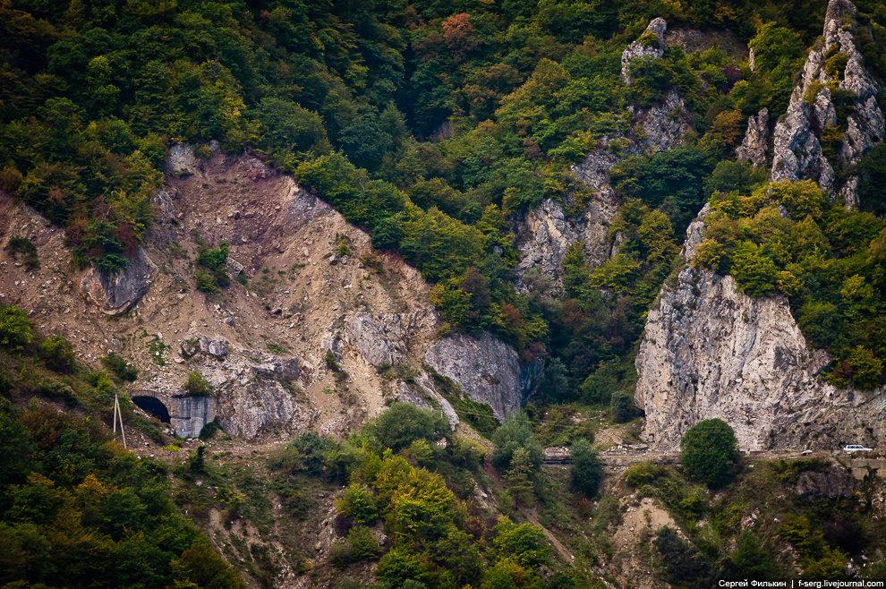 Осенняя Грузия (сентябрь 2013) - Гудаури (часть 1/5)