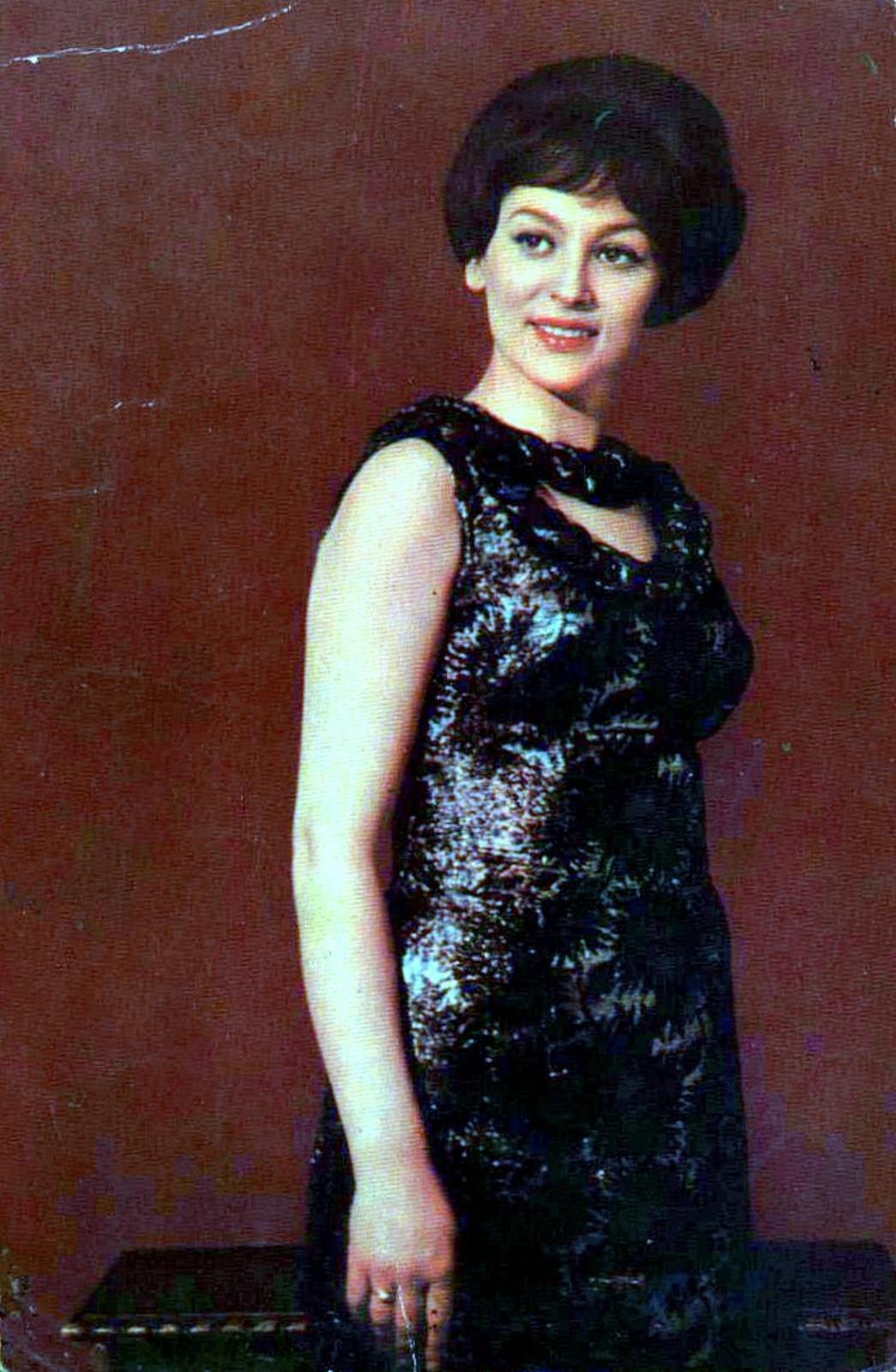 Светлана Коркошко, Актёры Советского кино, коллекция открыток