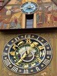 Астрологические часы Ульма