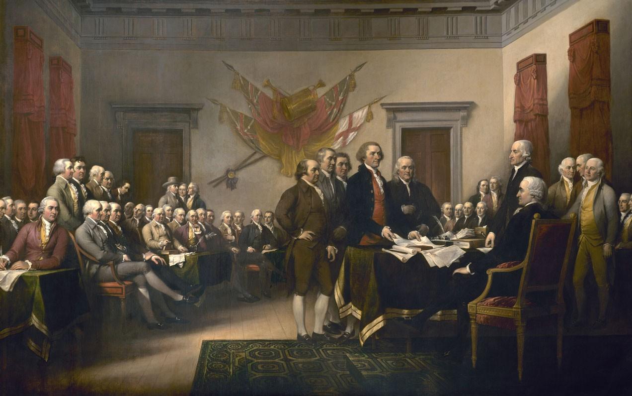 4 июля — День независимости США